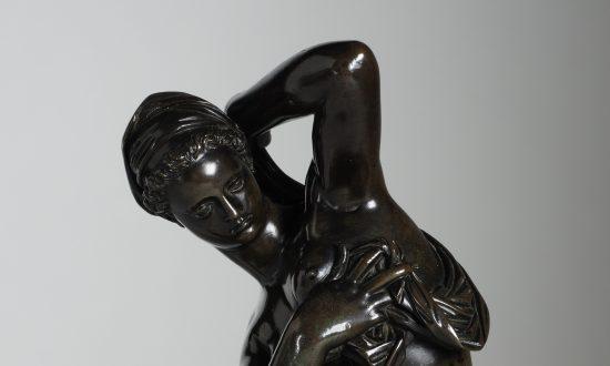 Curator's Notes: A Bronze 'Crouching Venus' by Antonio Susini