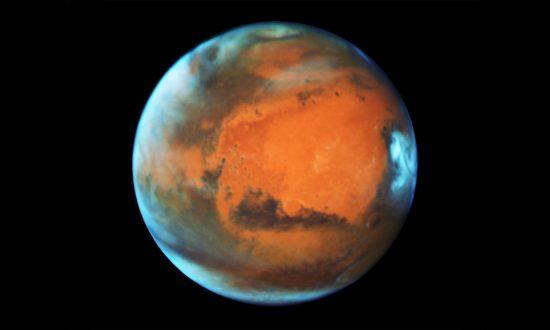 Mars Shines Brightest Tonight