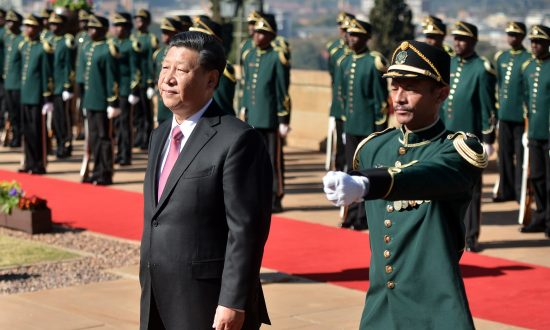 Chinese Communist Party Strengthens Grip on South Africa