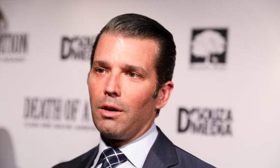 Donald Trump, Jr.: 'Death of a Nation' May Motivate People to Say 'Enough' to False Narratives