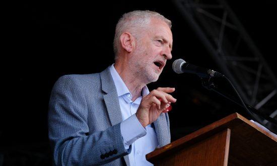 UK's Corbyn Breaks Silence on Anti-Semitism, Draws More Ire