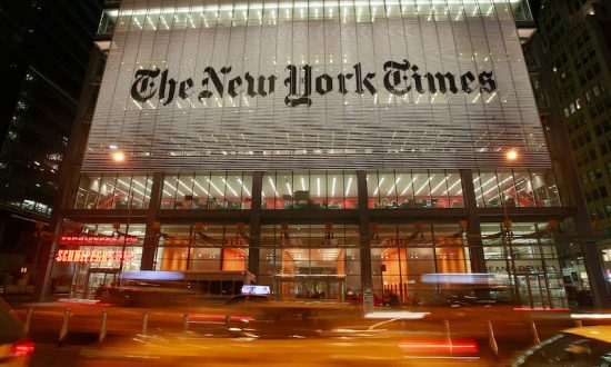 NY Times' Hiring of Sarah Jeong Shows Progressive Left Is Getting Desperate