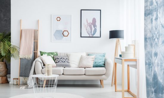 Live in a Small Place? An Interior Designer's Tips to Create the Illusion of Space