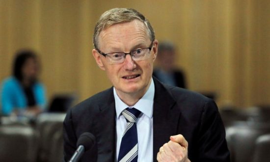 Australia Central Bank Governor Signals Lower for Longer Rates