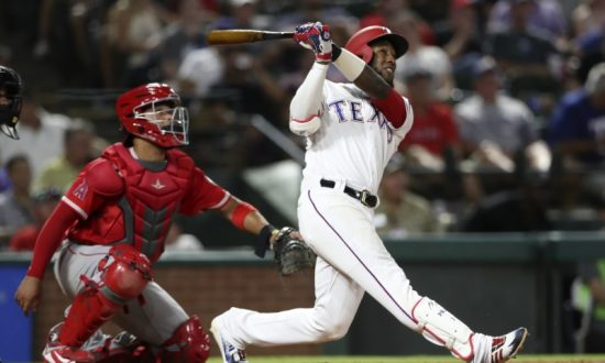 MLB Recap: Rangers Turn Unusual Triple Play