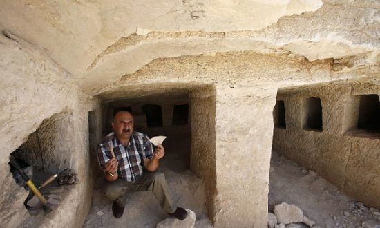 'Most Ancient' Solid Cheese Found in Dug up Egyptian Jar