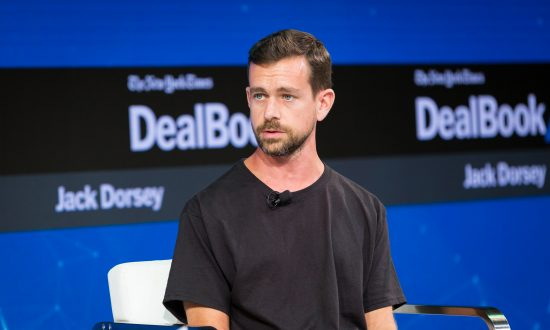 Twitter's Dorsey Says Bias Among Company's Employees Is 'More Left-Leaning'