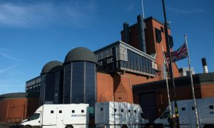 UK Government Takes Control of 'Squalid' Birmingham Prison