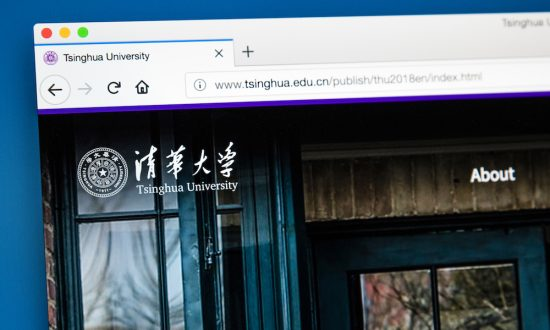 China's Tsinghua University Found to Have Cyber-Spied for Regime's Trade Interests, Belt and Road